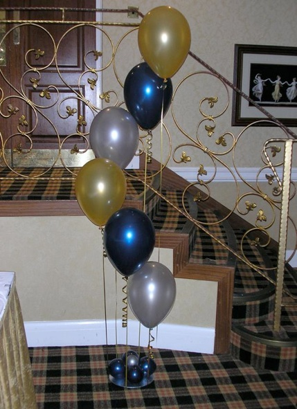 Balloons decoration ideas images